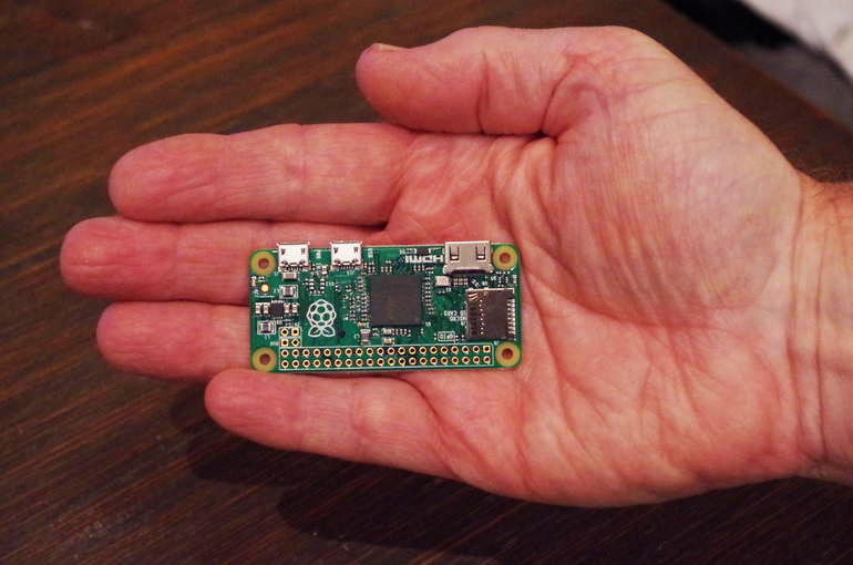 Photo of the raspberry does it again: Meet the microcomputer that costs only 5 dollars