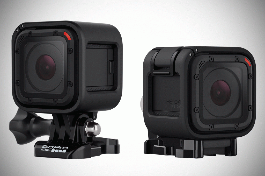 Photo of the right way: The tiny GoPro Session camera gets a significant price cut