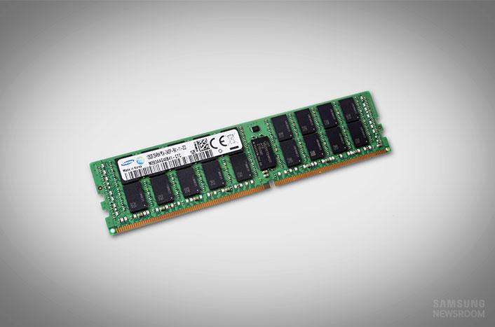 Photo of היכונו להכפלת נפחים: סמסונג החלה בייצור המוני למודולים של DDR4 בנפח 128GB