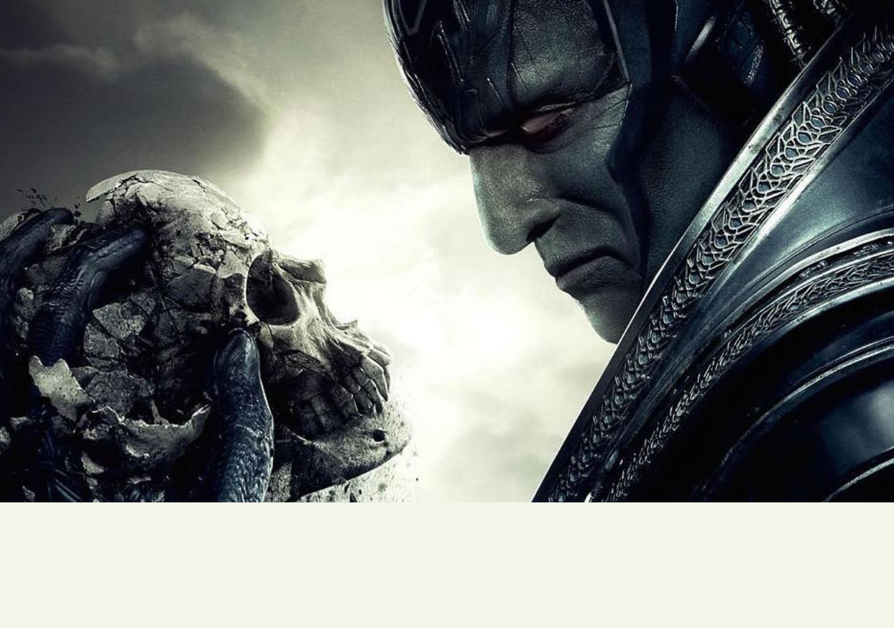 Photo of the first X-Men: Apocalypse trailer is already here and looks absolutely exciting