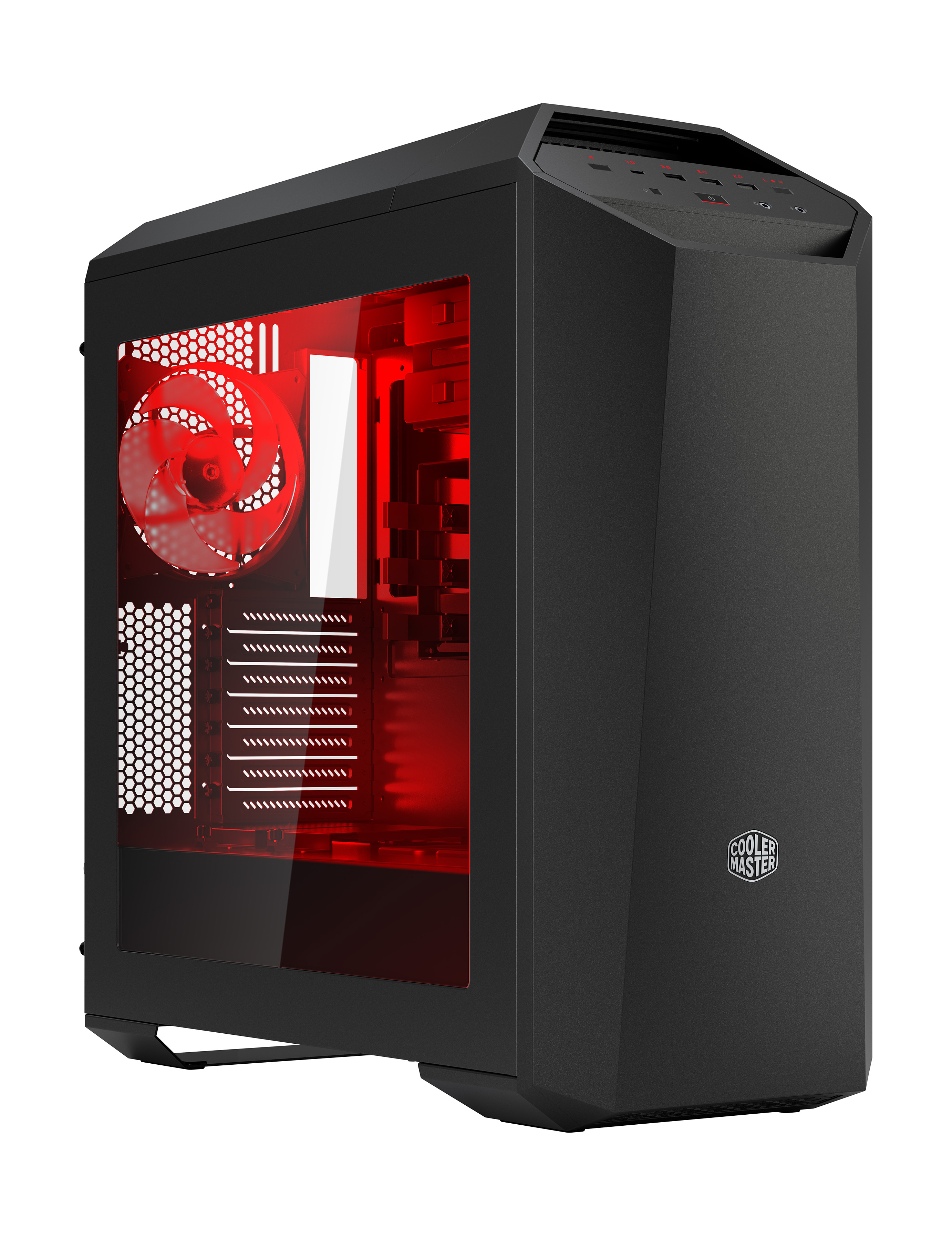 Photo of Cooler Master boasts innovation and DIY products at the CES exhibition
