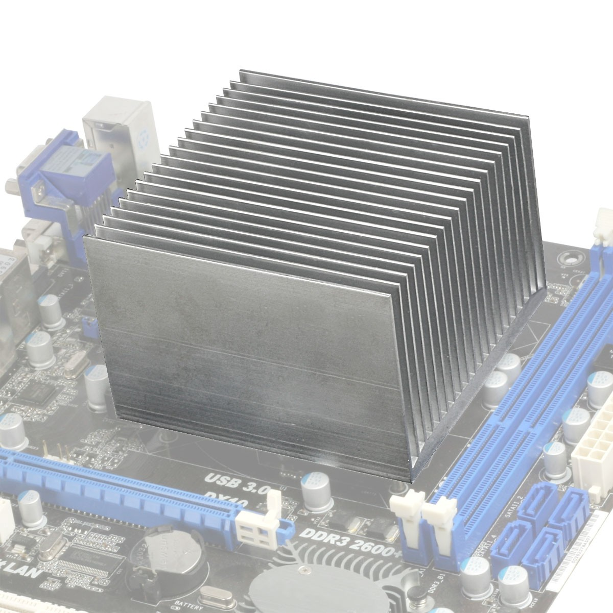 Photo of Arctic introduces new passive cooling for Intel processors