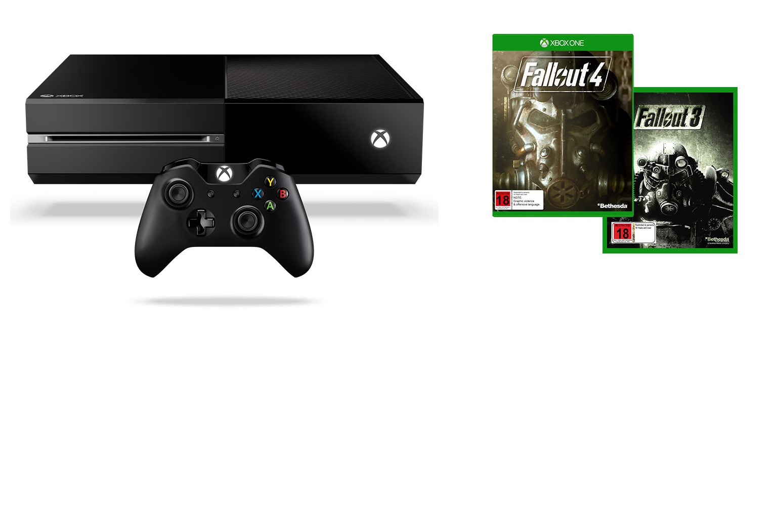 Photo of Quick Decision: Xbox One console with Fallout 4 game at a very low price on Amazon