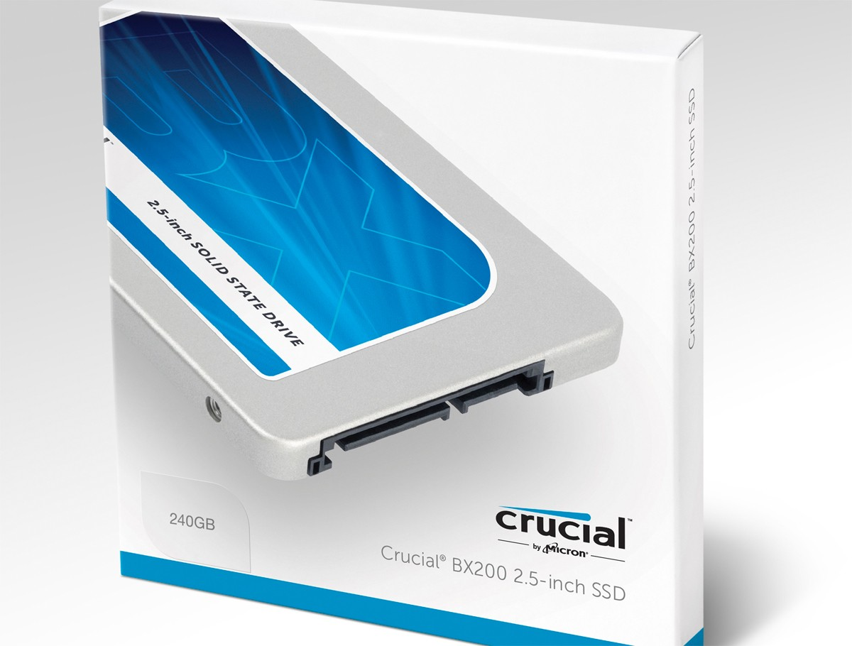Photo of Another Great Opportunity: Crucial's BX200 Drive Sold for NIS 250 for 240GB Volume (Updated)