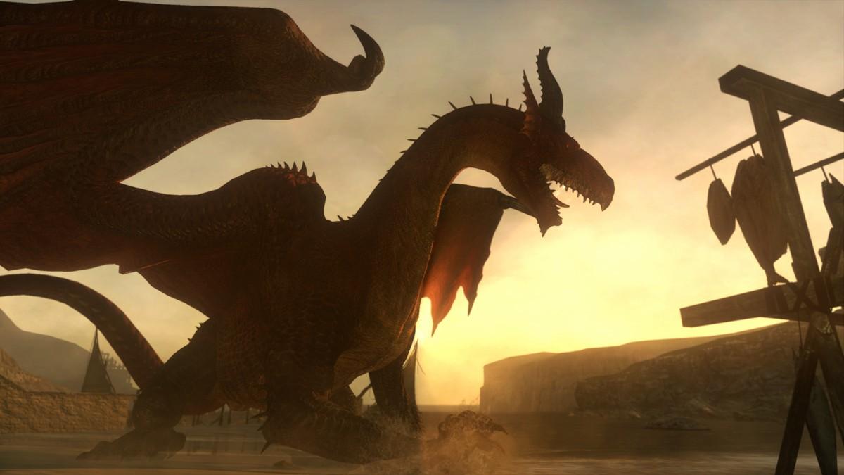 Photo of ככה מביאים משחק למחשבים האישיים: Dragon's Dogma מקבל שבחים