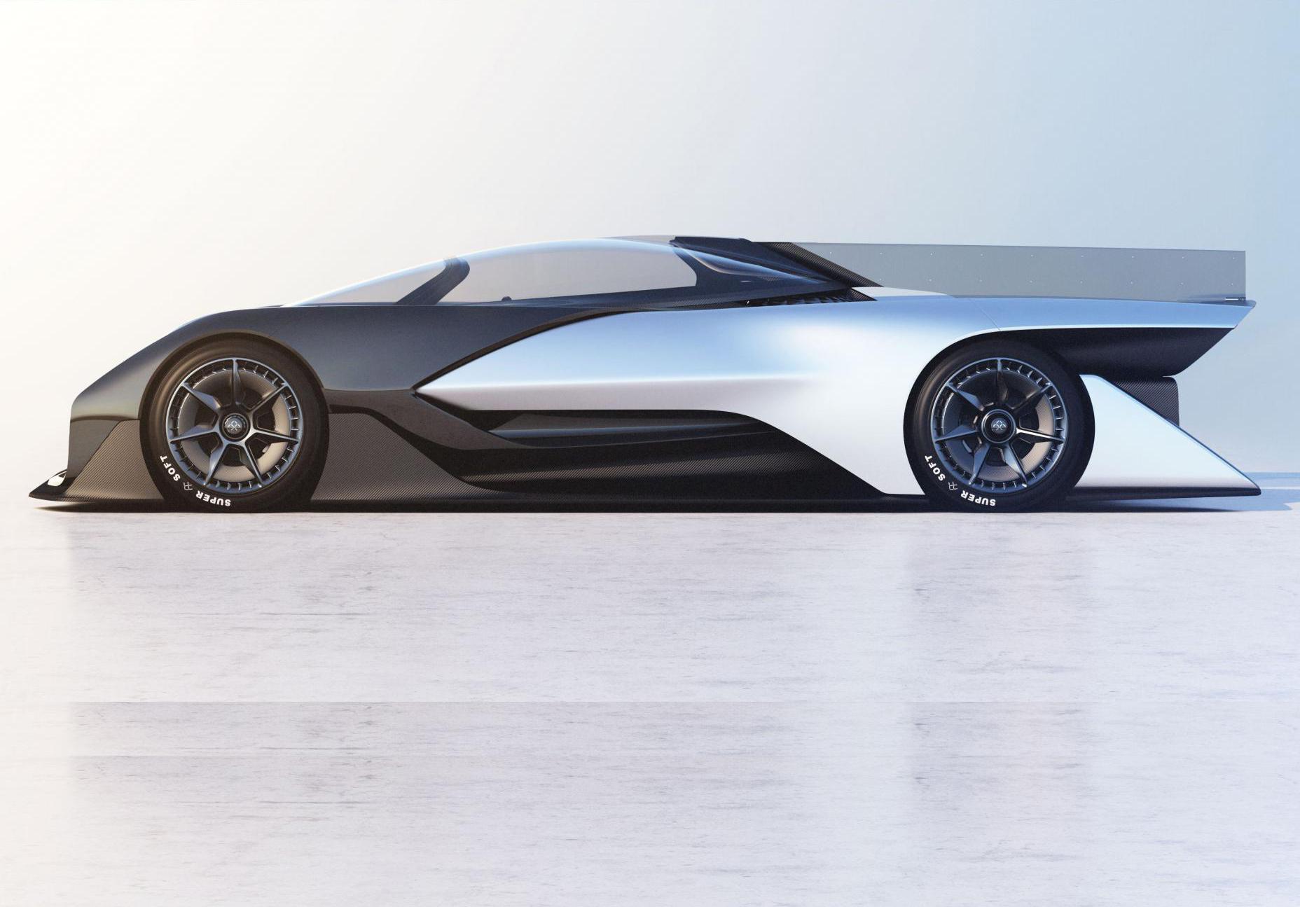 Photo of מבט מקרוב על המכונית החשמלית הכי מטורפת שנוצרה אי פעם