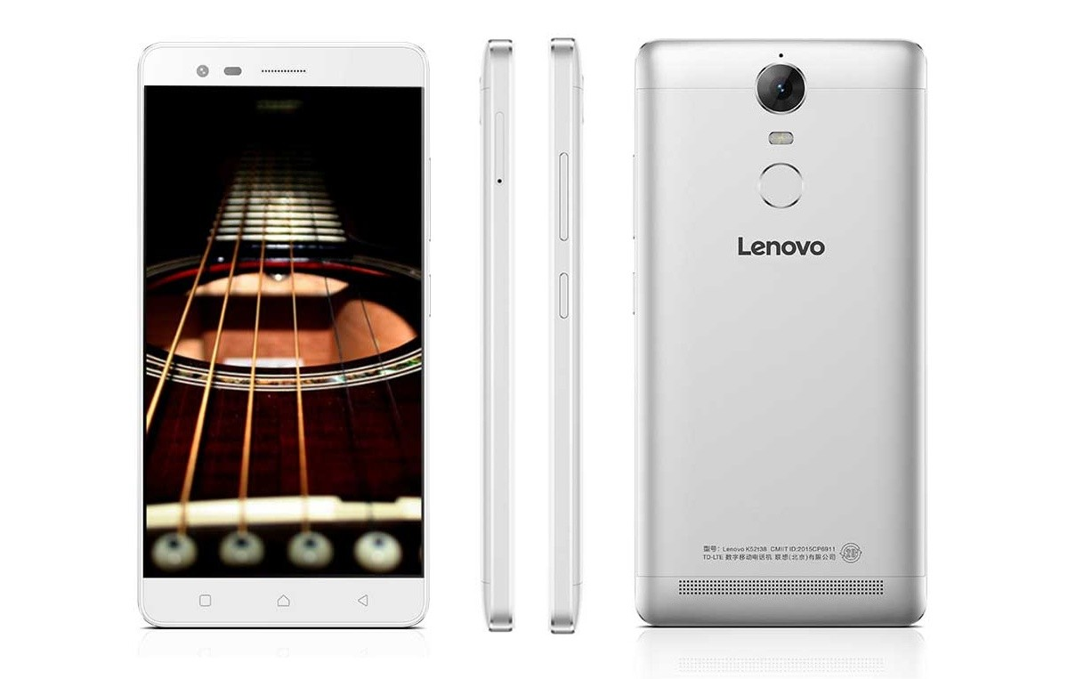 Photo of Introducing the K5 Note: Another smartphone with great value from Lenovo