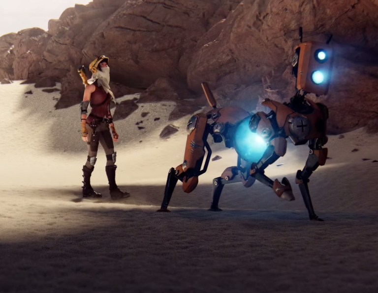 Photo of the intriguing game ReCore will also reach the PCs