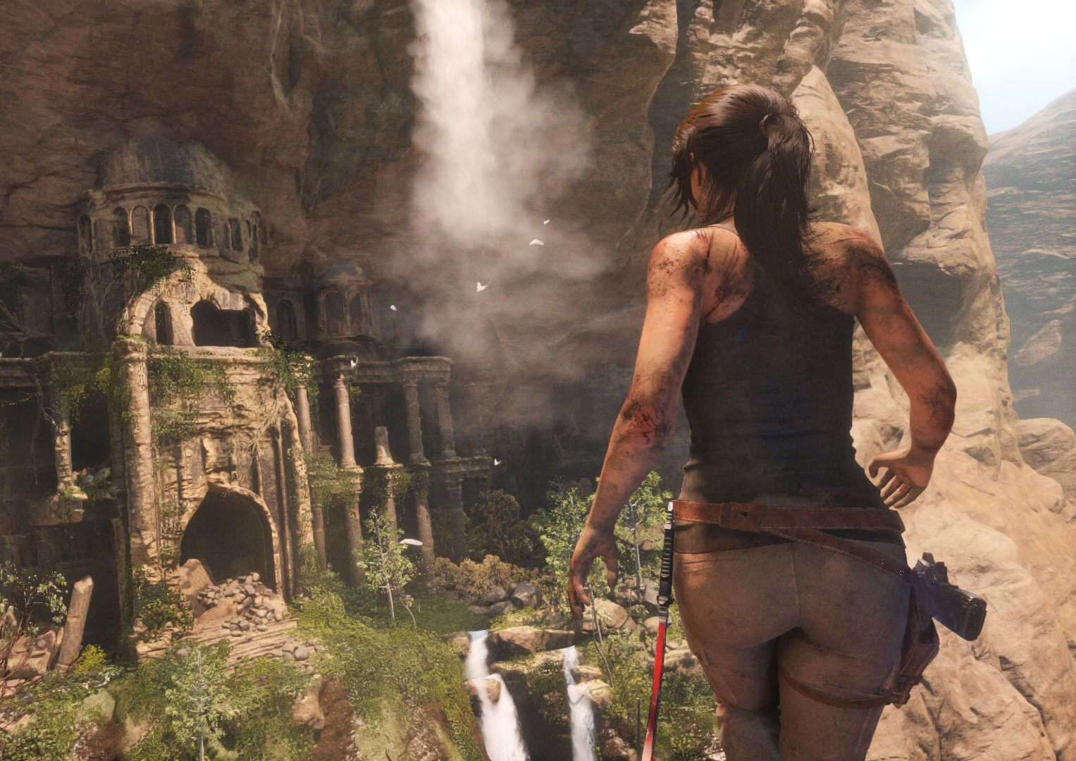 Photo of these are the system requirements of Rise of the Tomb Raider on PCs