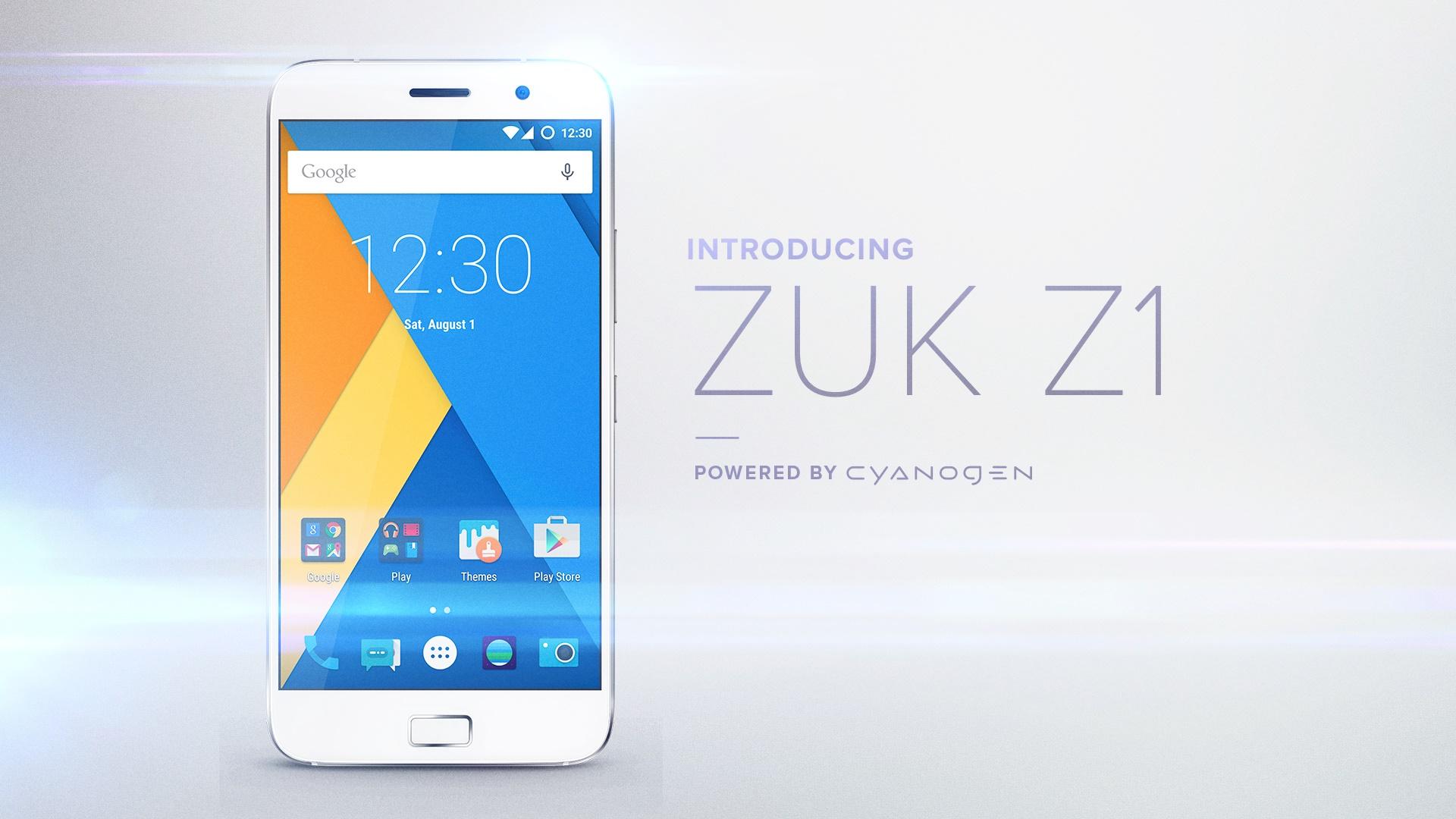 Photo of סמארטפון ה-ZUK Z1 הייחודי של לנובו מגיע לרשת באג