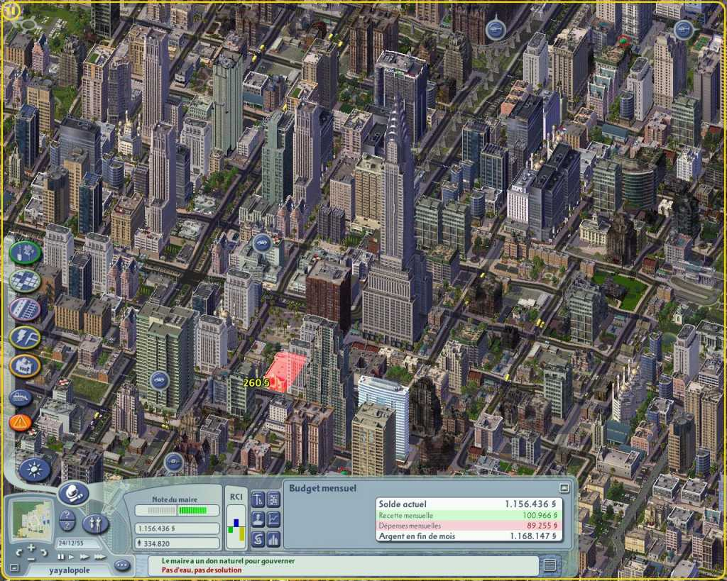 SimCity 4 - When EA's city-building games were the best in the field