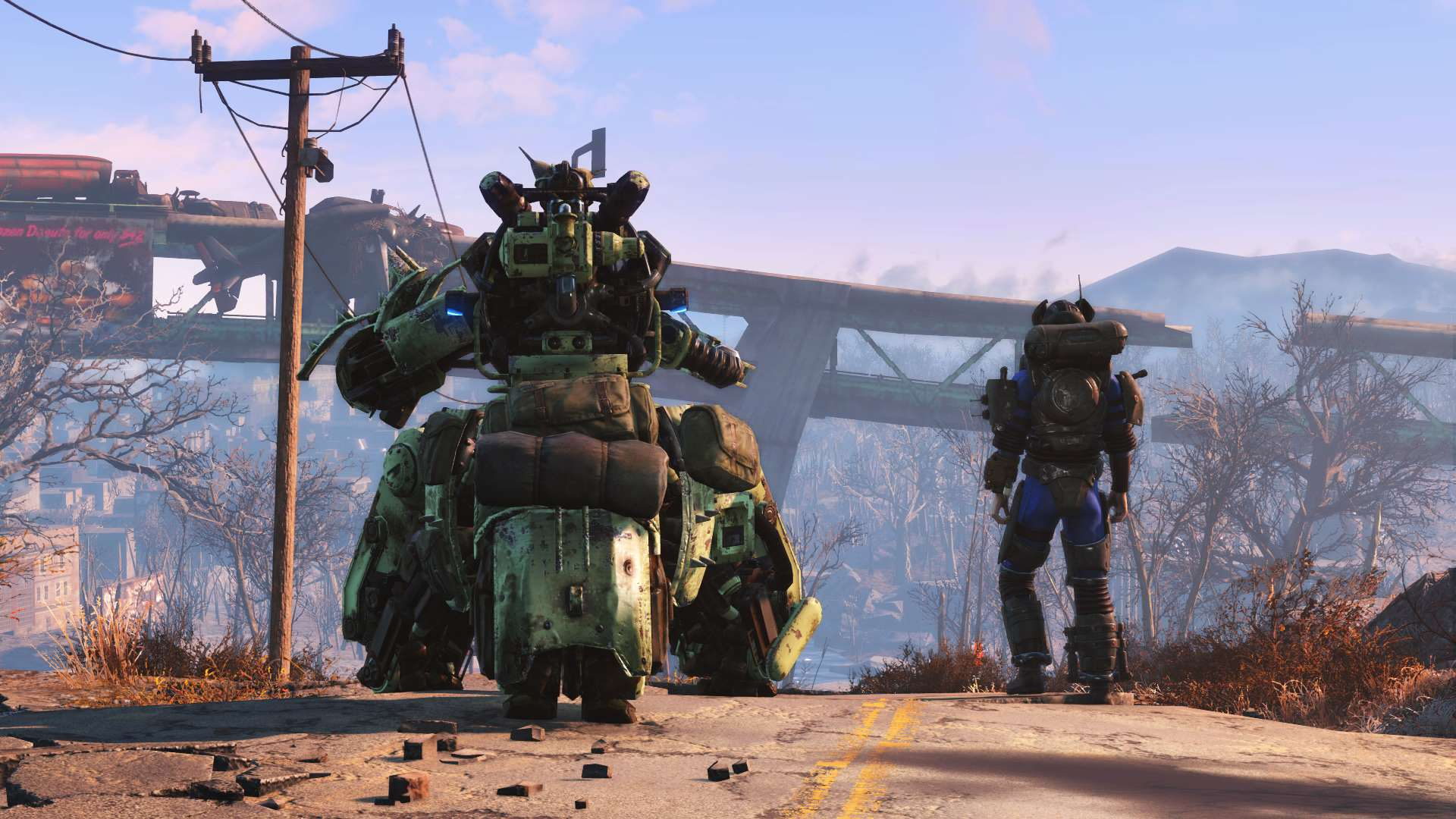 Photo of Fallout 4 Modeling Tool arrives in April, enabling countless new adventures