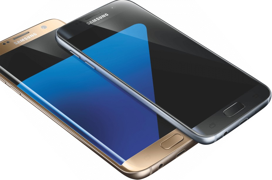 Photo of the Galaxy S7 looks more impressive than ever with a new pair of silver and gold photos