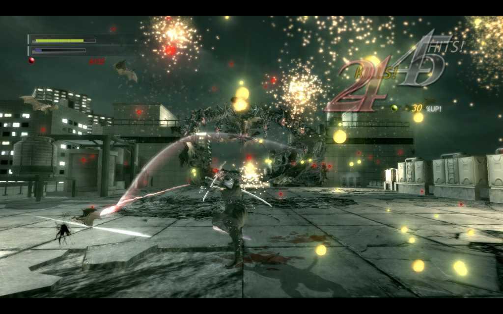 Ninja Blade - כותר שבהחלט כדאי לתת לו צ'אנס במחיר של פחות מ-4 שקלים חדשים