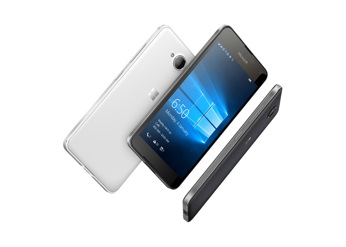 Photo of No Direction: Microsoft Launches Lumia 650 Smartphone for Business