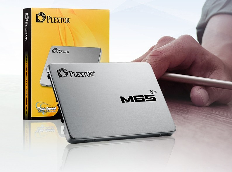 Photo of Introducing Plextor's new SSD drives