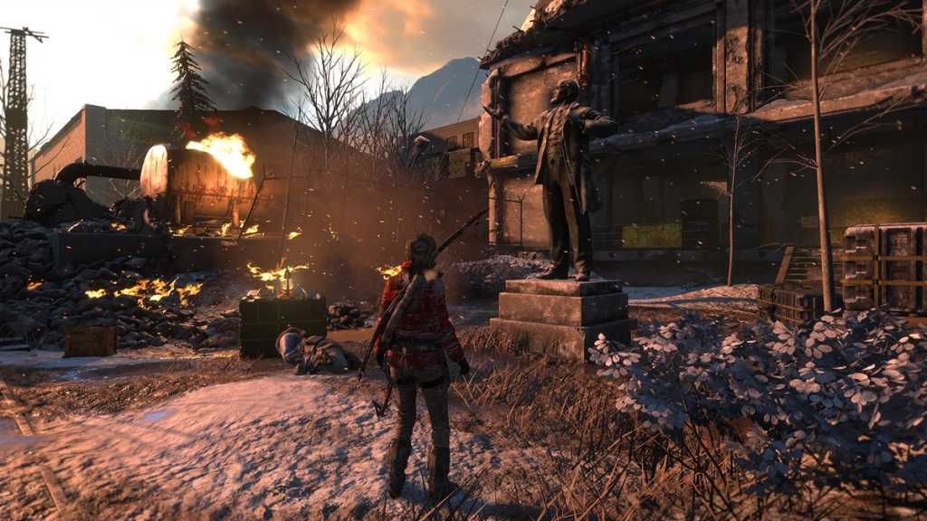 Today, Lara Croft and her Tomb Raider series seem to be alive and kicking more than ever before