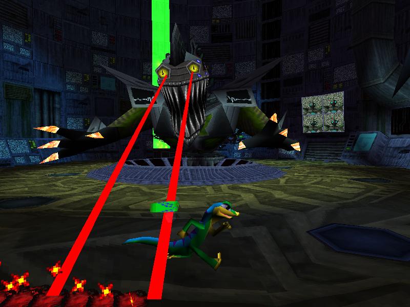 Gex 2: Enter The Gecko
