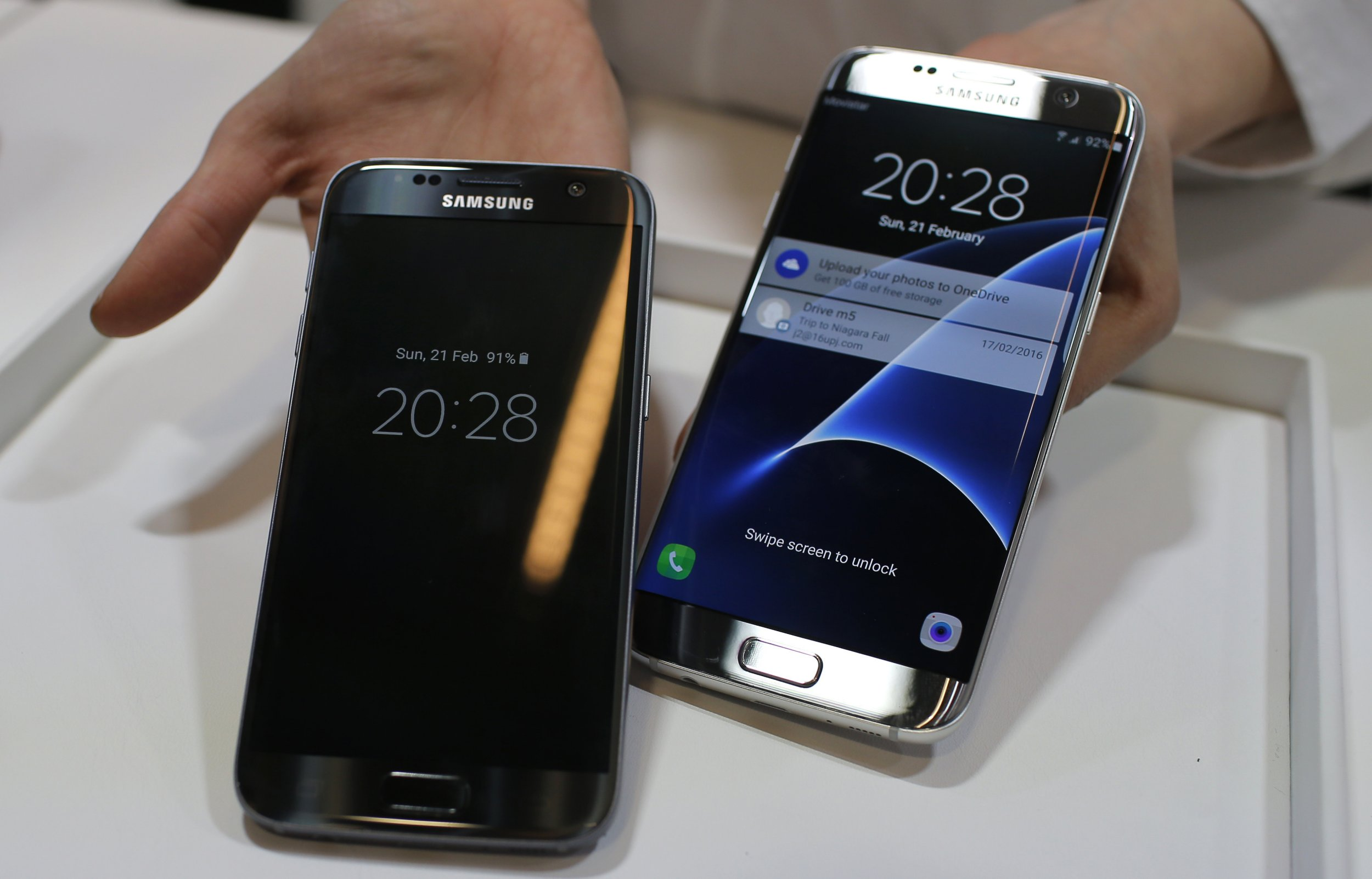 Photo of Galaxy S7 devices land in the Holy Land with surprisingly good prices