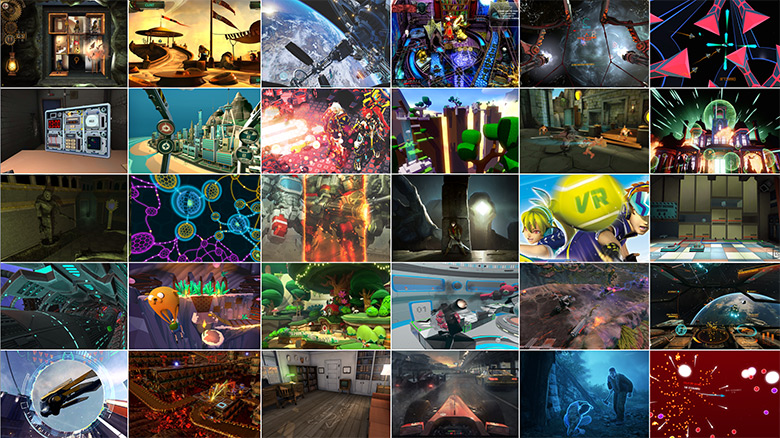Photo of Watch: 30 Virtual Reality Games Launched with Oculus Rift Goggles
