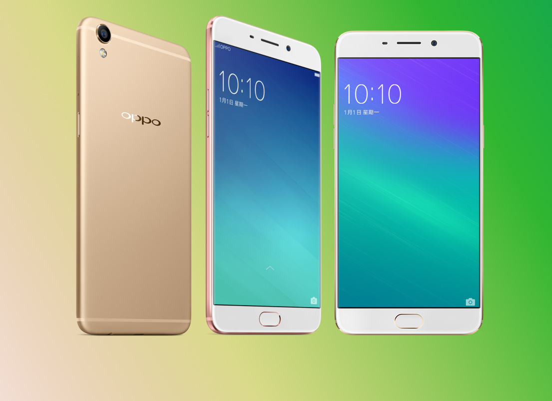Photo of Oppo's new smartphones are snatched from impressive shelves