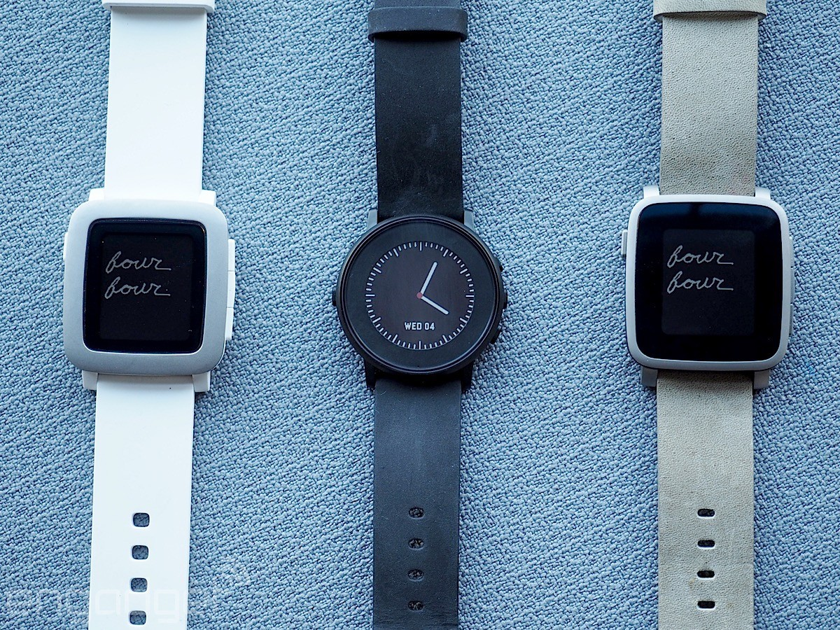 Photo of Smart watches at reasonable prices: Pebble Time and Pebble Time Round are sold at a reduced price (updated)