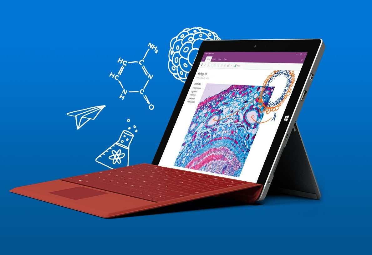 Photo of the Microsoft 3 Surface tablet, now at a reduced price