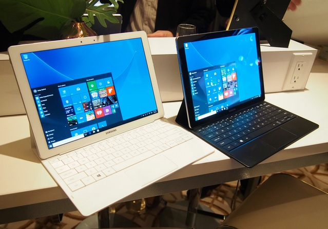 Photo of Samsung's slim, designed windows tablet comes to the stores