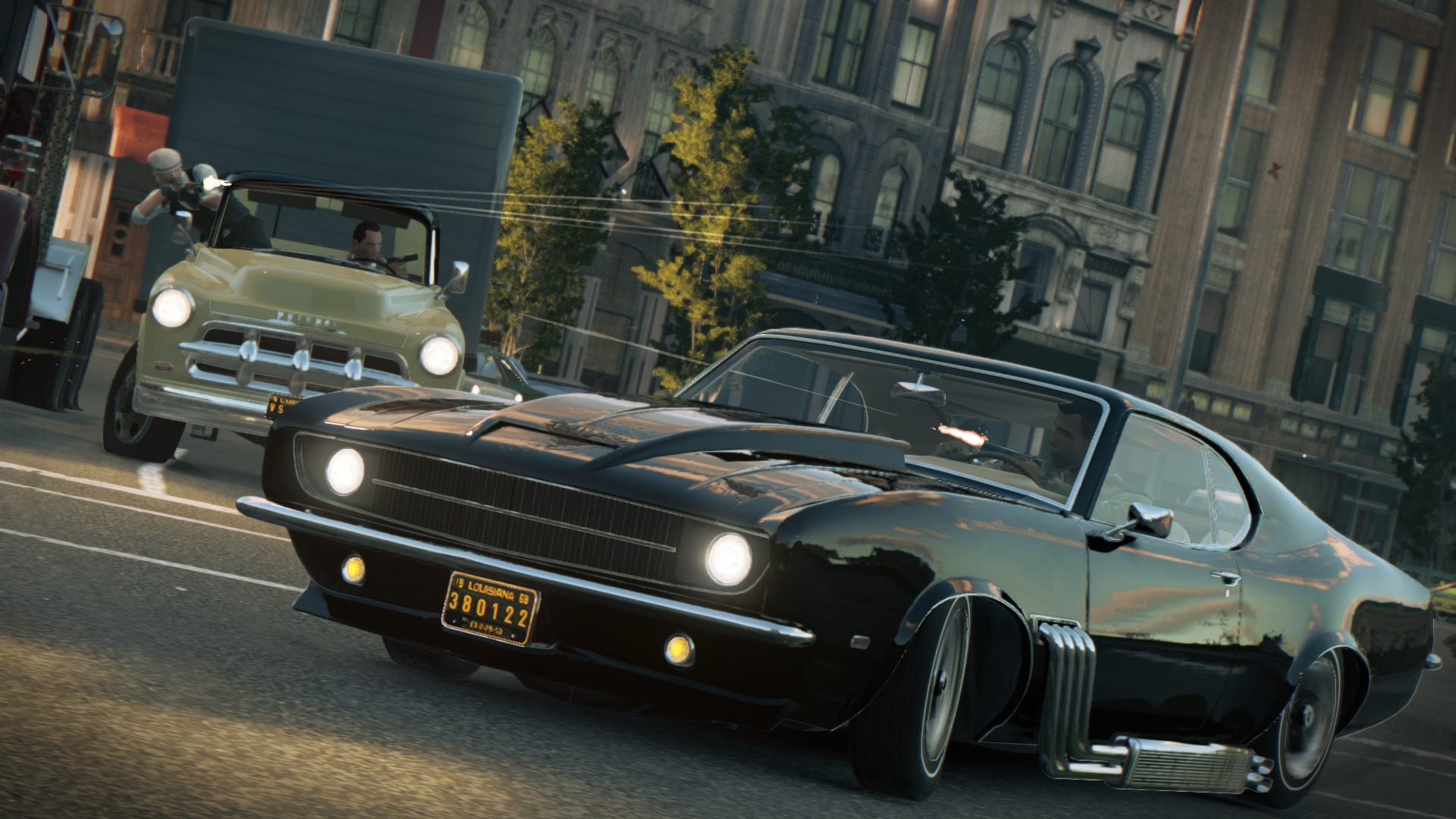 Photo of Watch: More than 20 excellent gaming minutes from Mafia 3