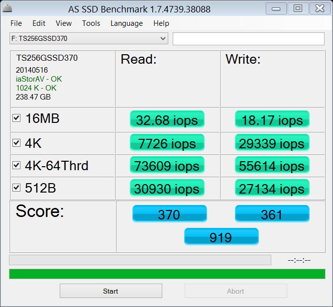 כונן SSD לא רע בכלל לשוק הביניים