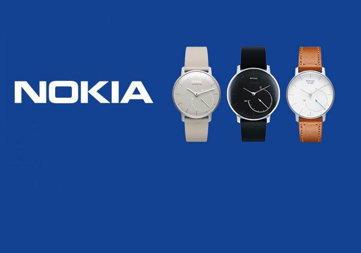 Photo of הרכישה המפתיעה: נוקיה הופכת למפתחת שעונים חכמים ומחשבים לבישים