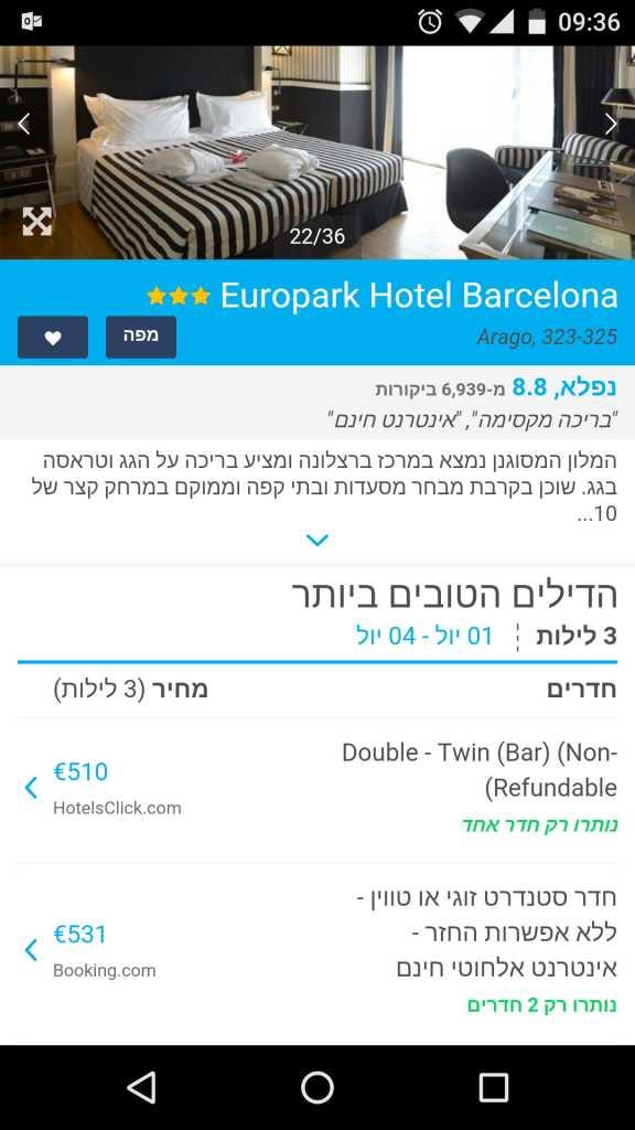 Europark-Hotel-Barcelona