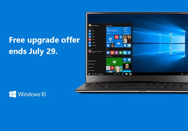Photo of Microsoft realizes threat: Free 10 upgrades end in July 29 (updated)