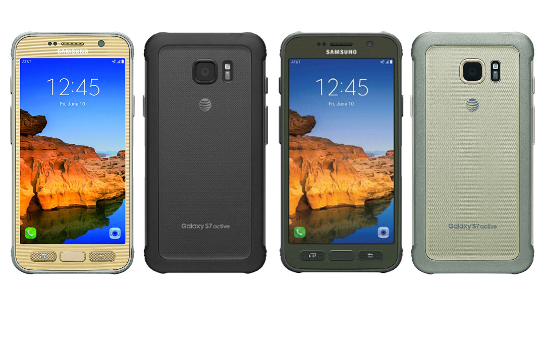 Photo of Galaxy S7 Active Revealed: Amazing again, again unavailable?