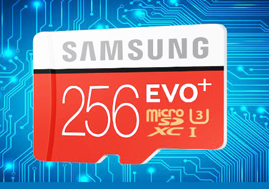 Photo of Samsung has record microSD cards of 256GB, but you probably won't want to buy them