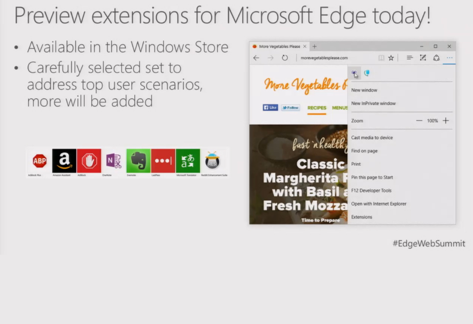 Photo of It's time: AdBlock ad blocking extensions are available for Microsoft's browser