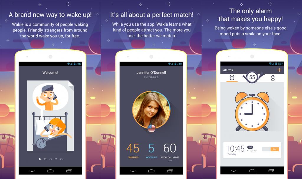 wakie-app