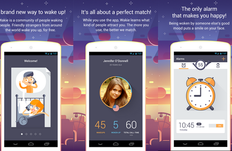 Photo of Dating watch: Alarm clock app which is also a dating site