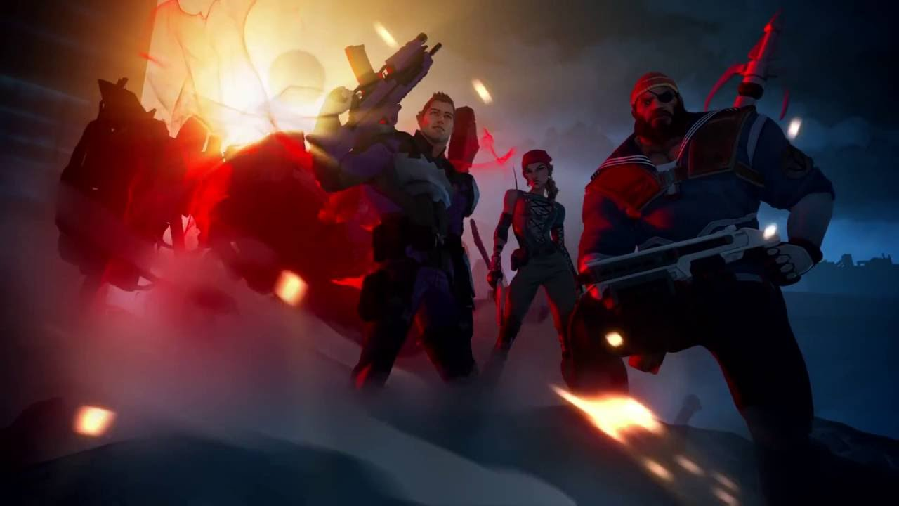 Meet the new and unexpected game of Saints Row creators