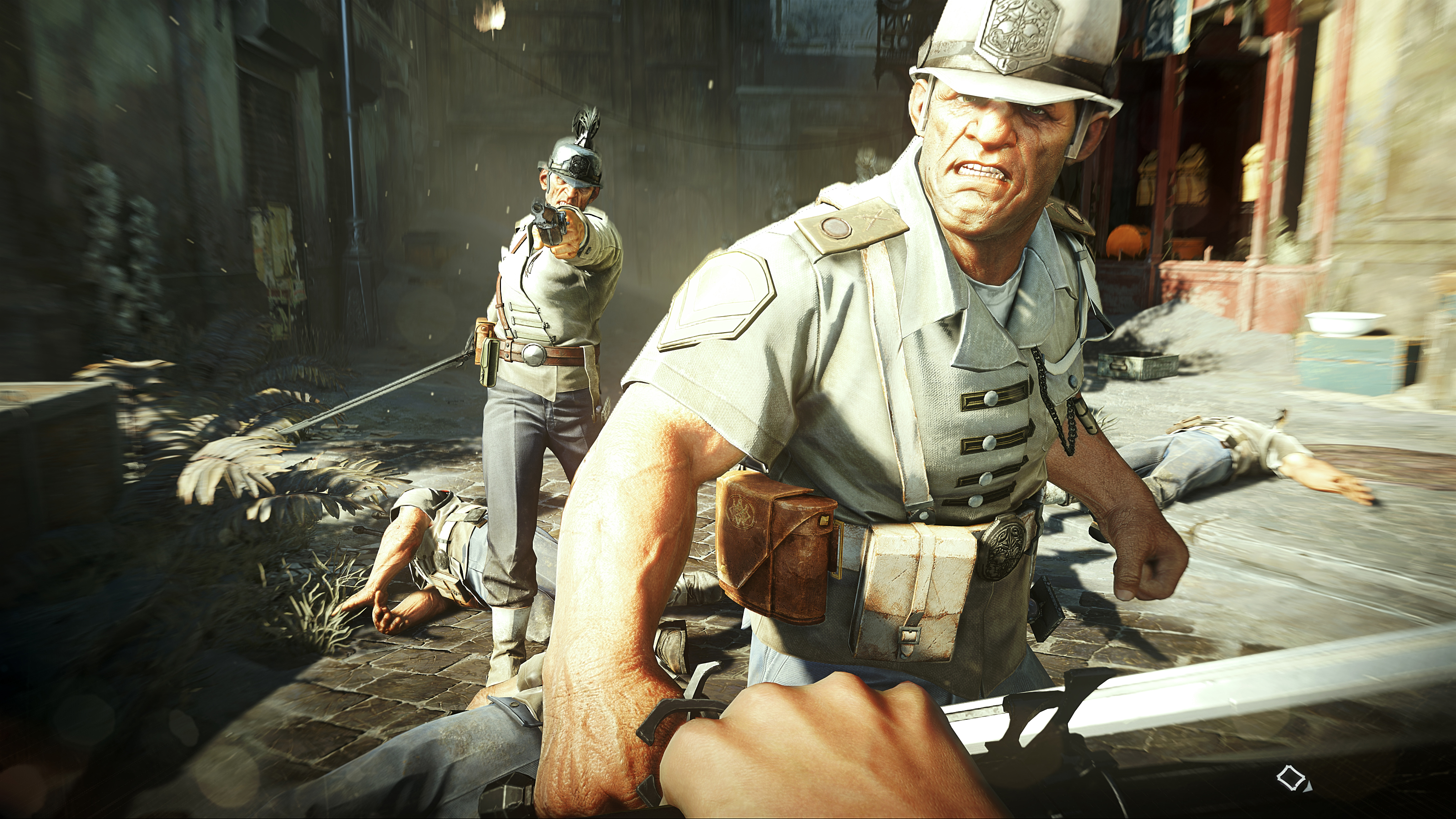 Photo of Freestyle Assassin: The Dishonored 2 Gaming game is unveiled for the first time