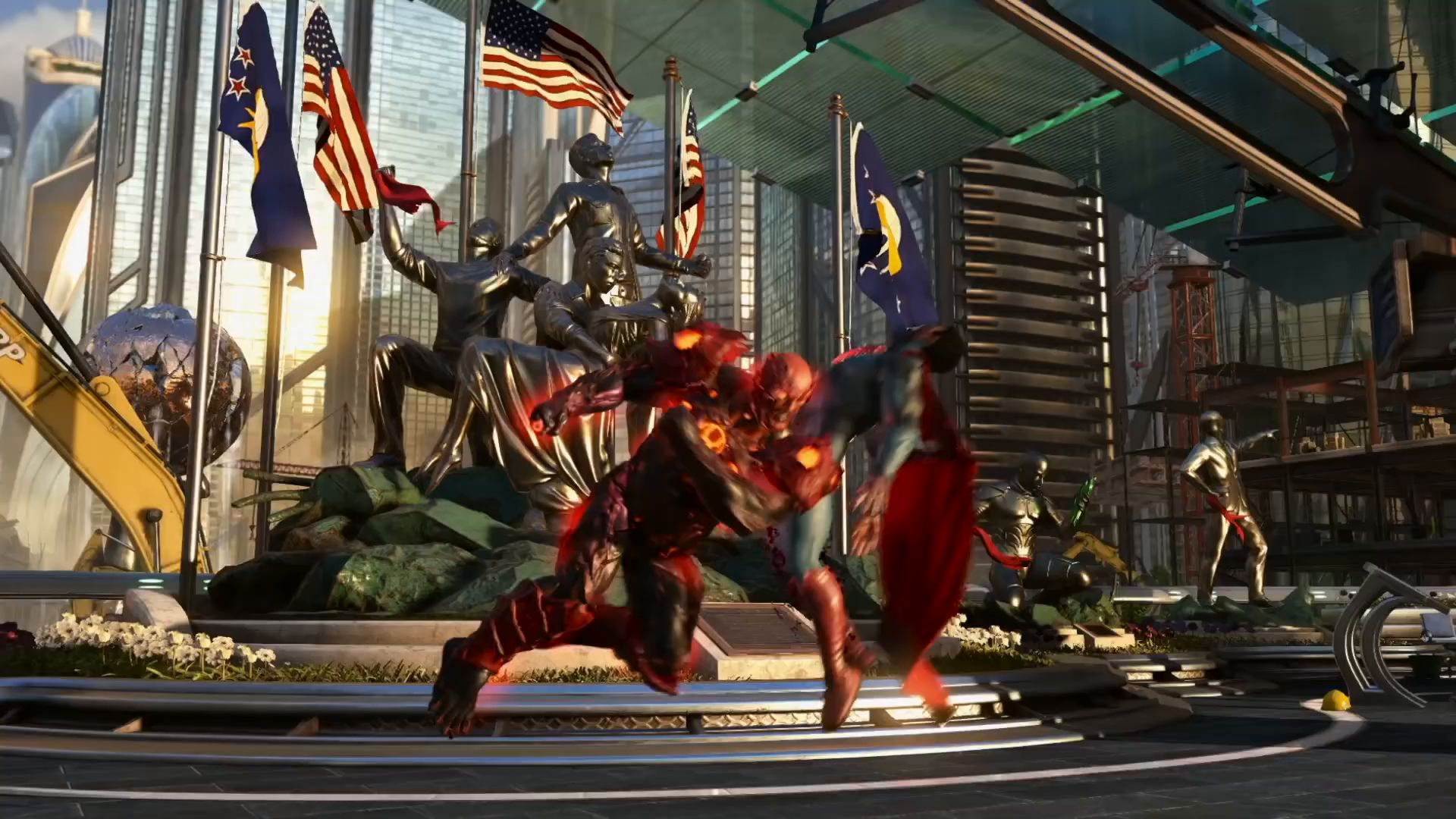 Photo of Superman and smash Batman: Injustice 2 officially unveiled with great gameplay video