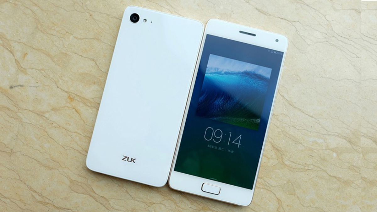 Photo of the cheapest Snapdragon 820 you can find: Introducing the Zuk Z2 smartphone officially