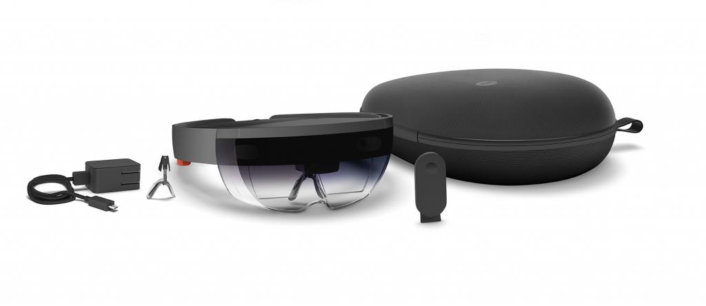 ערכת ה-HoloLens של מיקרוסופט, שזמינה לרכישה למפתחים תמורת 3,000 דולר. יש פוטנציאל?