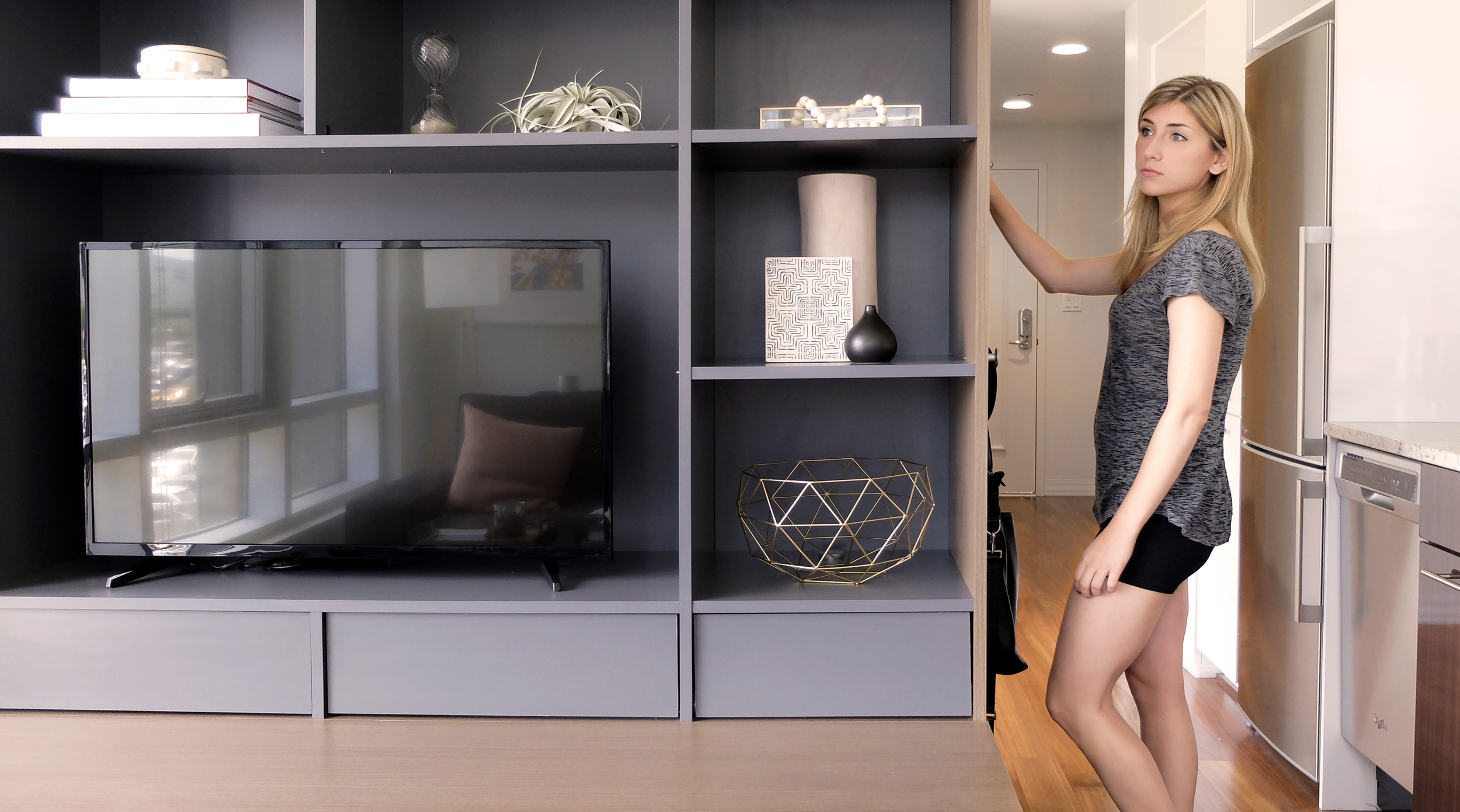 Photo of crowded home? Get to know the robotic furniture