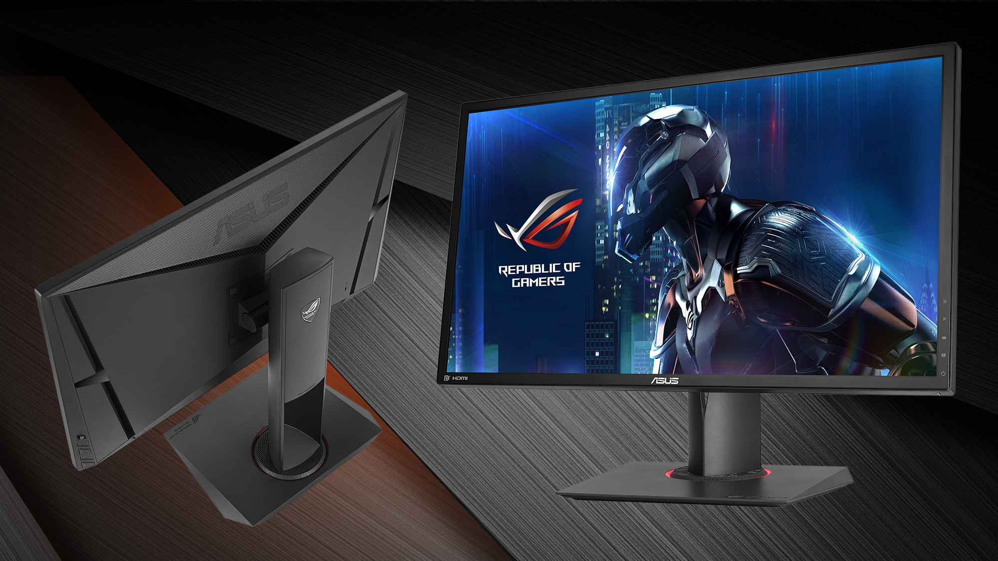 Photo of Gaming Extremely Advanced: Asus introduces a refreshed 180 Hz screen