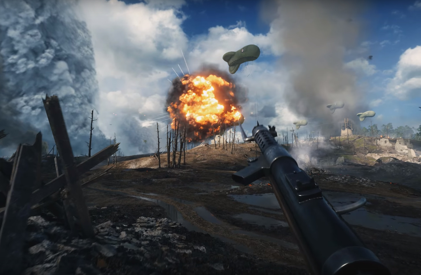 Photo of Watch: This is probably the most impressive video game for Battlefield 1