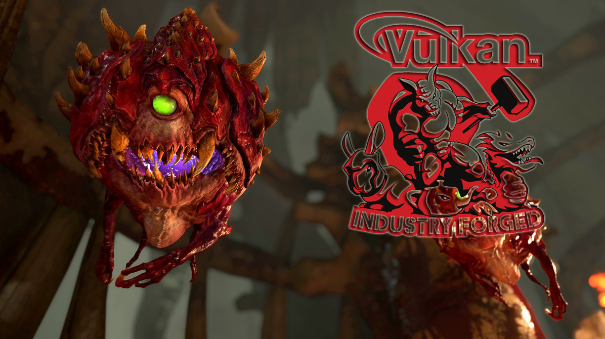 Photo of Breaking the Road: Doom 2016 adds Vulkan support and shows tremendous performance improvement