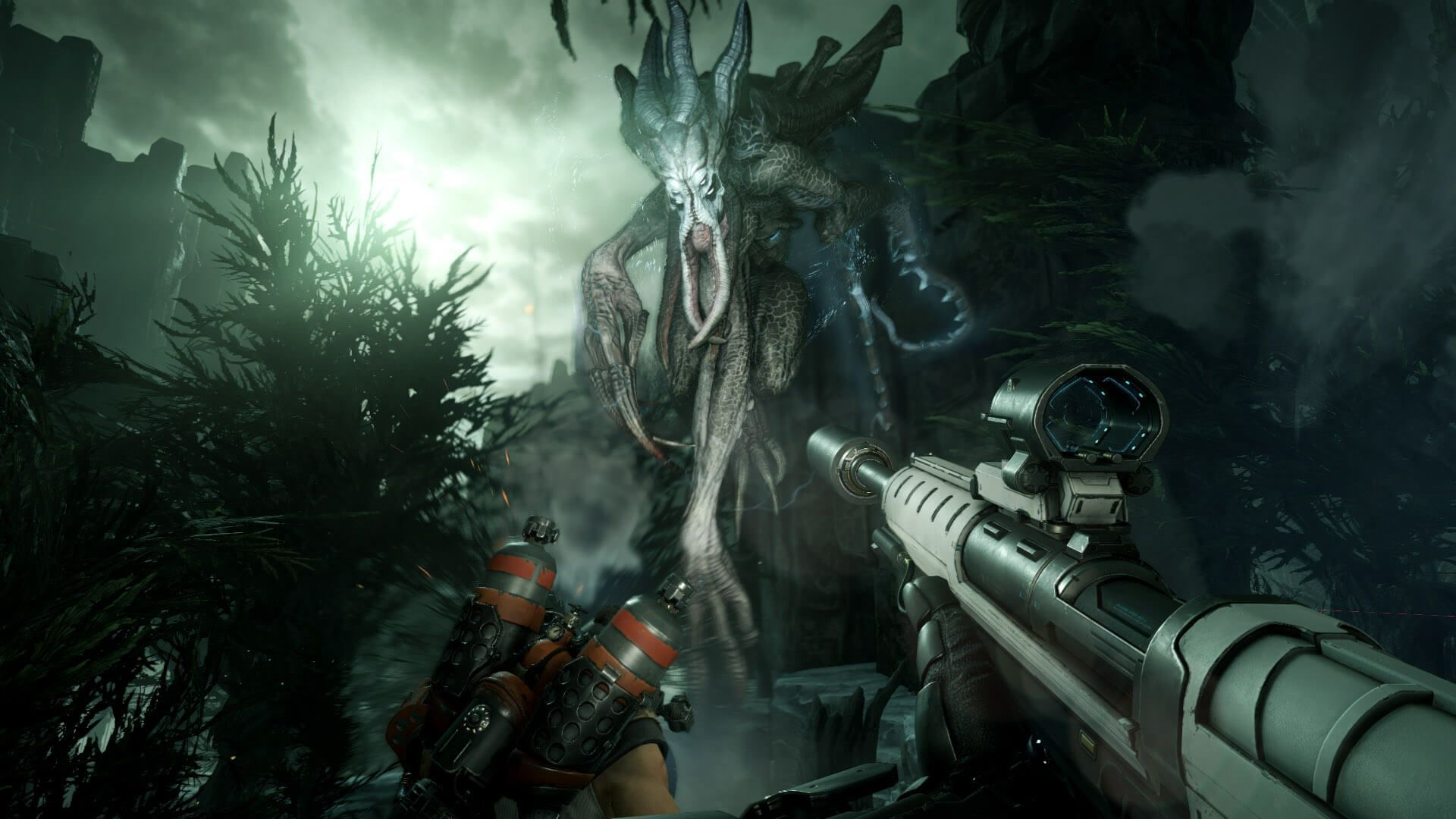 Photo of Let's hunt monsters for free: Evolve has become a free game and has gained immense popularity
