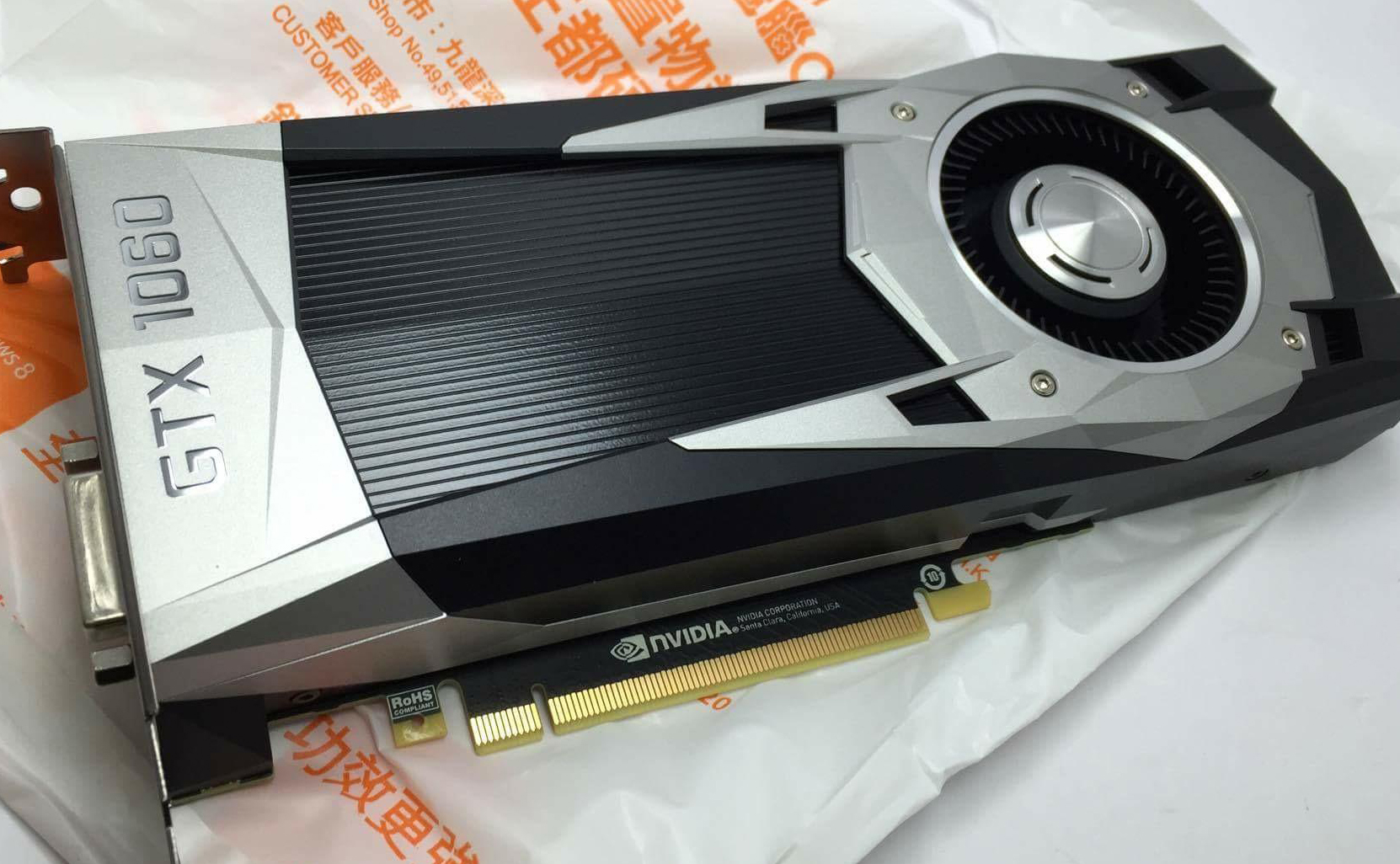 Photo of rumors becoming a reality: model slides with technical details about the GeForce GTX 1060