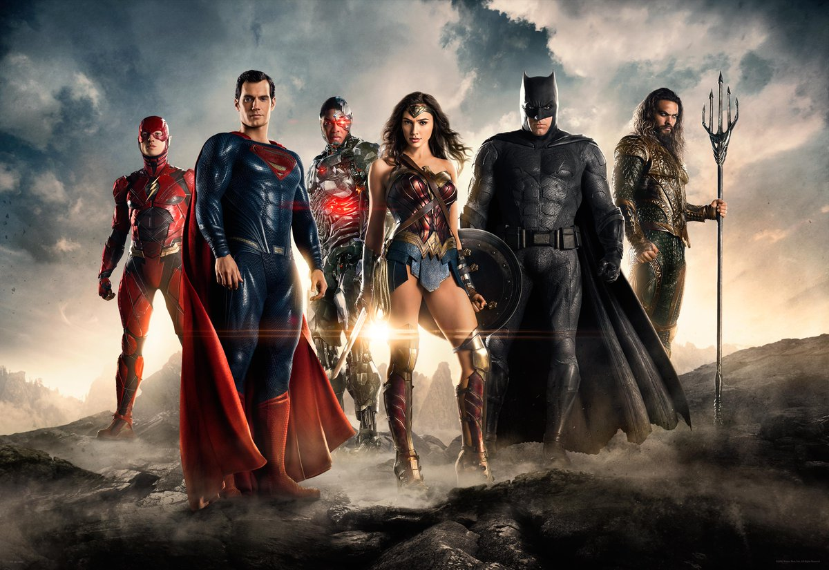 Photo of Watch: First trailers for Wonder Woman movies and Justice League were revealed